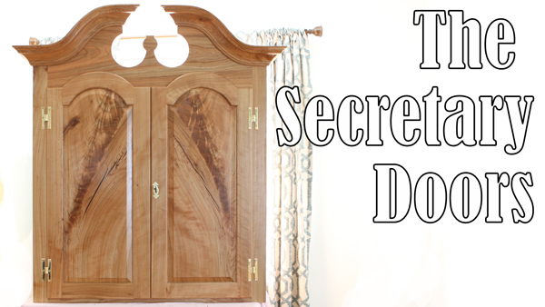 Making the Secretary Doors