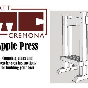 Wide Cut Bandsaw Mill Plans – Matt Cremona