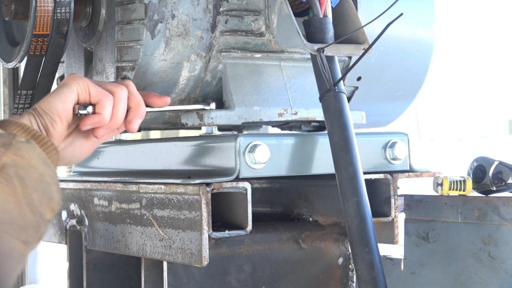 15 - motor tension