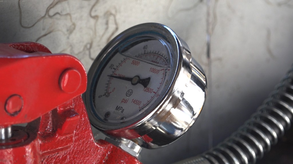 17 - hydraulic pump