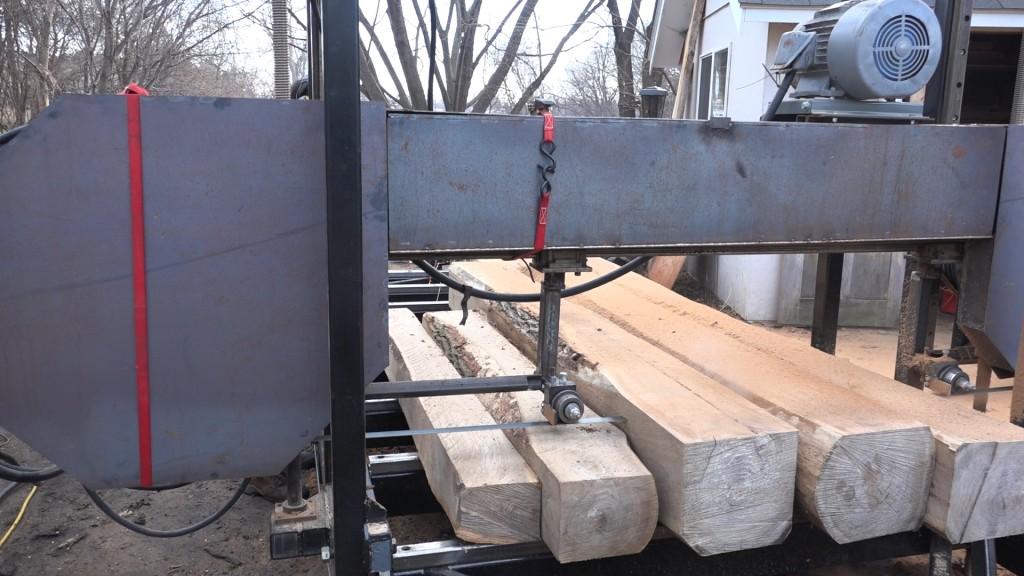 4 - 3 logs