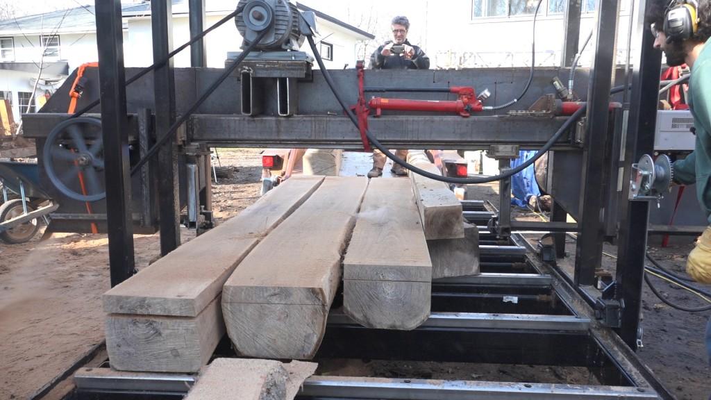 5 - 4 logs