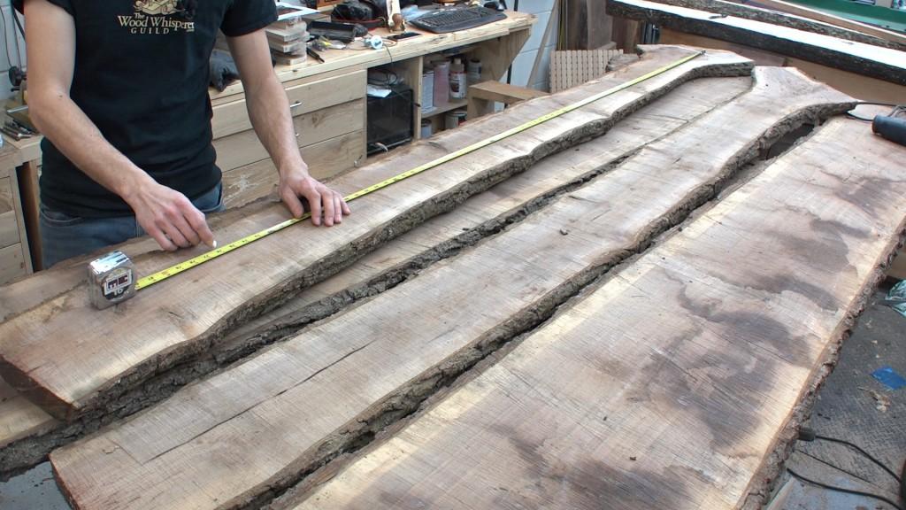 1 - lumber layout
