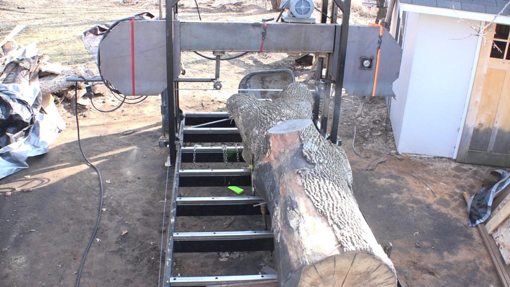 3 - log position
