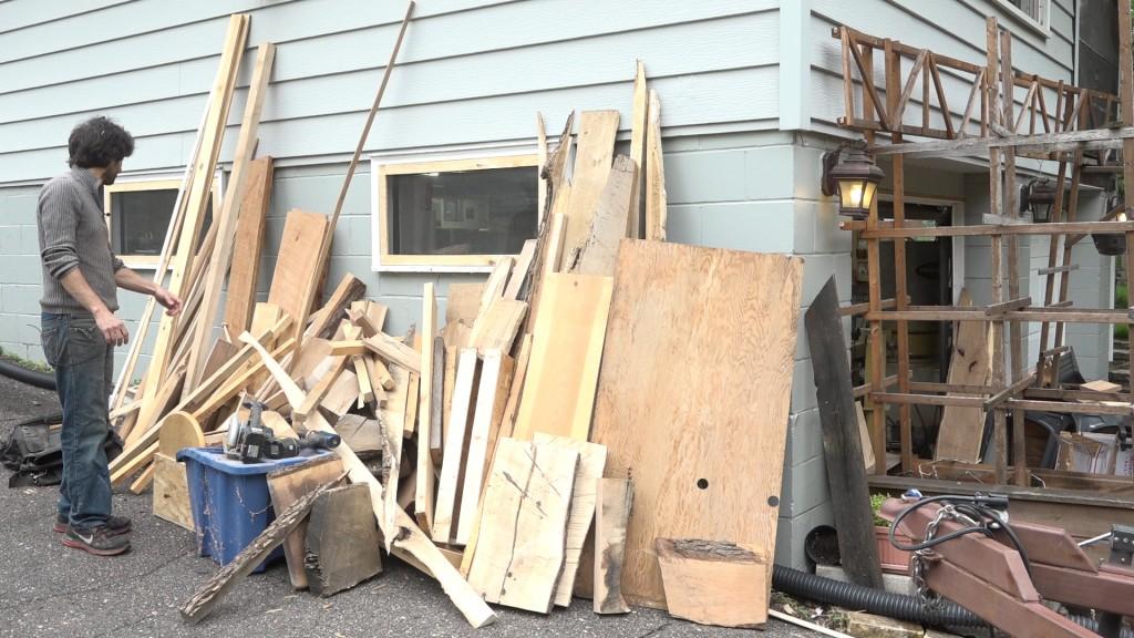 12 - leaving lumber