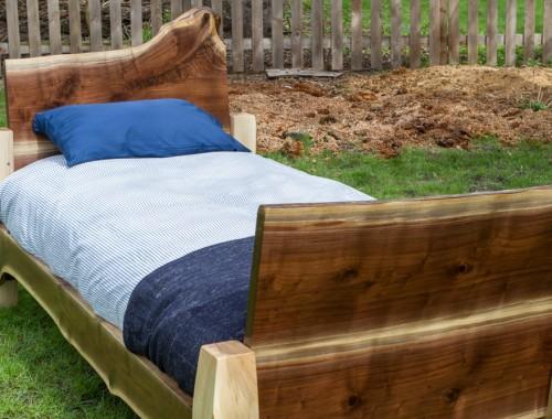 JR's Bed