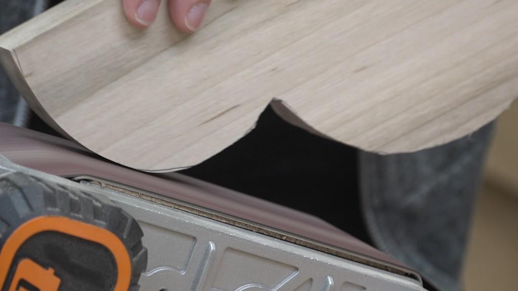 4 - belt sander