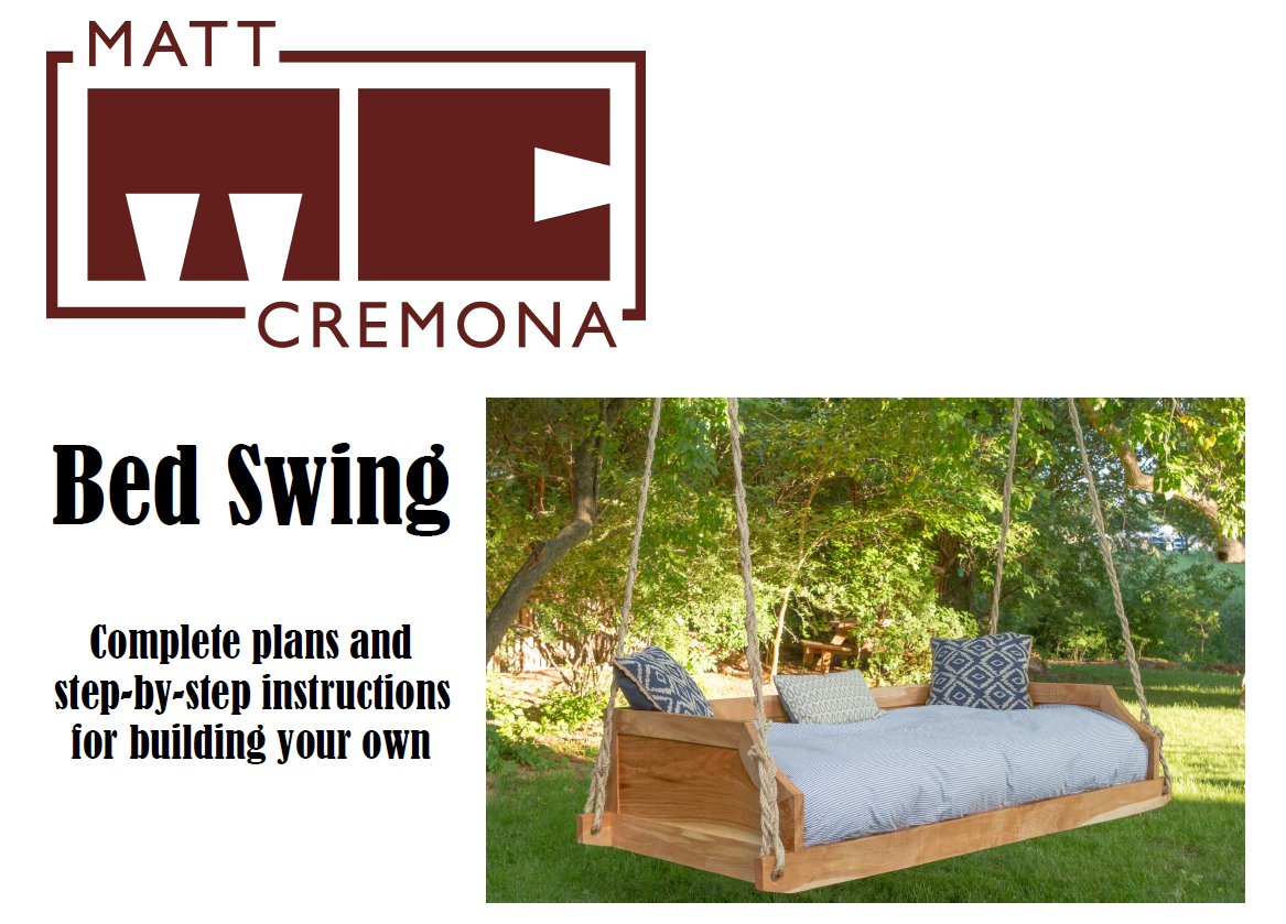 bed swing plans